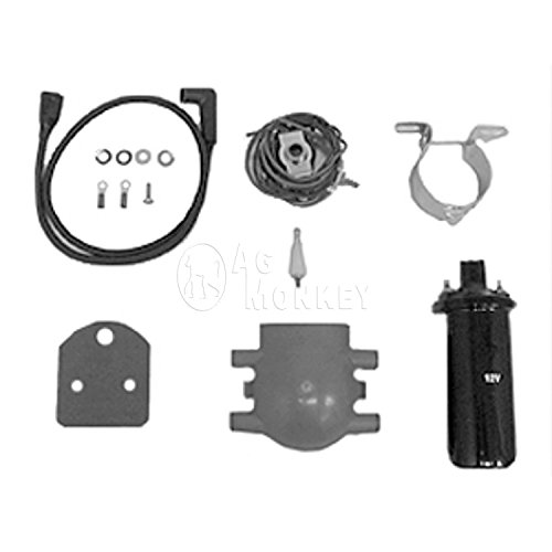 831247XT Electronic Ignition Conversion Kit for Ford N Series NAA NAB 2N 8N