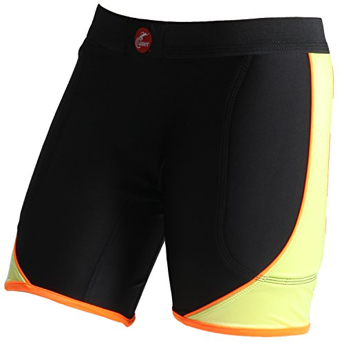 Cramer Women's Crossover Softball Sliding Shorts w/ Foam Padding