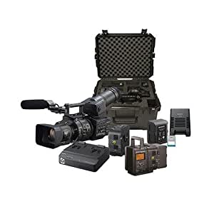 Sony NEX-FS700 RAW 4K Sensor High Speed NXCAM Super35 Camcorder with 18-200mm Lens - Promotional RAW Production Package