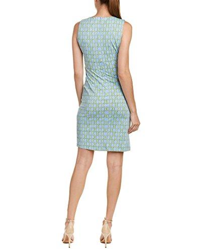 J Mclaughlin Blue Cloth Womens Catalina Xs Sheath Dress drwd0tq