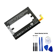 For Htc One 2 M8 , HTC One M8 Internal Replacement Battery 3.8v 2600mah Bop6b100 Li-ion