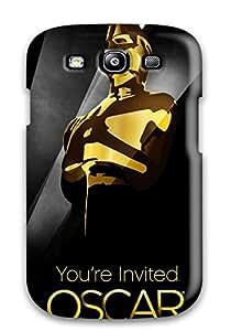 Hot Galaxy Case - Tpu Case Protective For Galaxy S3- Oscar Invitation 8217742K66399743