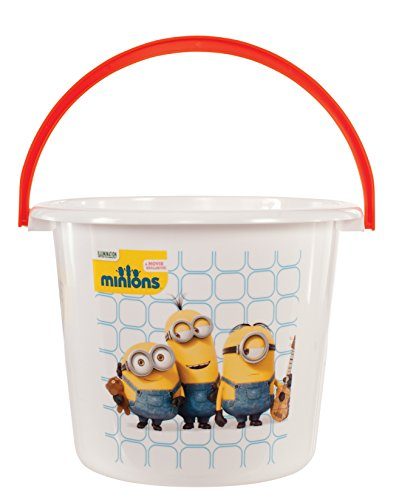 Cute Minion Costumes (Rubie's Costume Minions Trick-or-Treat Sand Pail Costume)