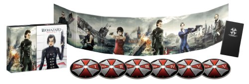 Movie - Resident Evil: Retribution Pentalogy Box (6BDS) [Japan LTD BD] BPBH-675