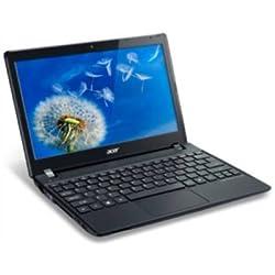 Acer Aspire One AO756-4411 11.6 LED Netbook Intel Pentium 987 1.50 GHz 4GB DDR3 500GB HDD Intel Graphics Card Windows 8