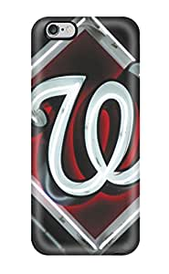 Hot 6337892K205029260 washington nationals MLB Sports & Colleges best iPhone 6 Plus cases