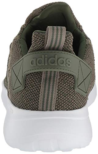 adidas Men's Lite Racer BYD Running Shoe, Trace Cargo/Base Green/White, 10 M US by adidas (Image #2)