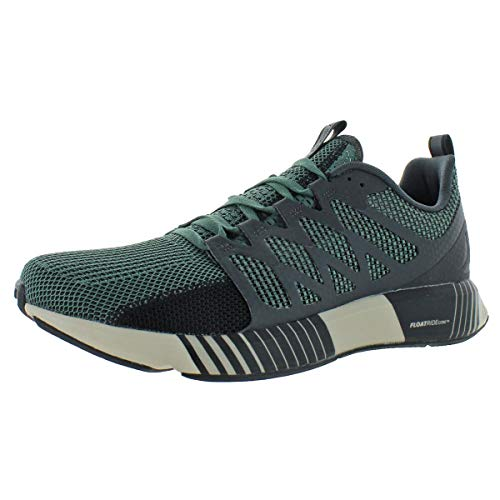 Reebok Men's Fusion Flexweave Cage Trainer Running Sneaker Shoes Green Size ()