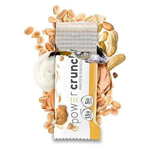 Power Crunch Protein Energy Wafer Bar - Peanut Butter Creme (1 Bar)