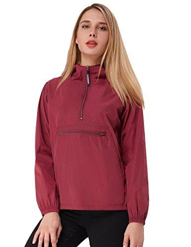 Women Windbreaker Jacket - 8