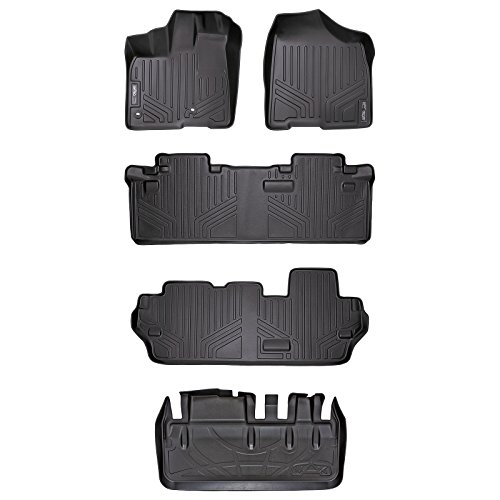 maxfloormat-floor-mats-3-row-set-and-maxtray-cargo-liner-behind-3rd-row-toyota-sienna-8-passenger-20
