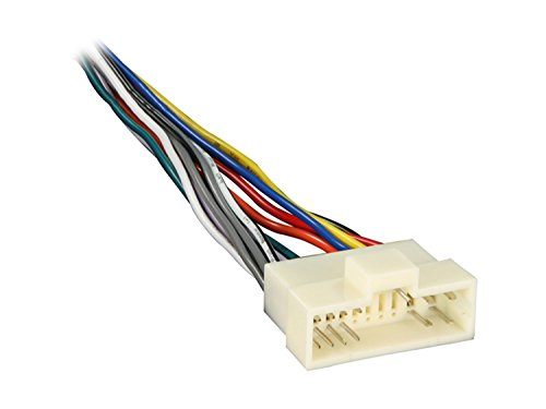 Metra 70-1003 Radio Wiring Harness for Kia 95-03 Power/4 Speaker