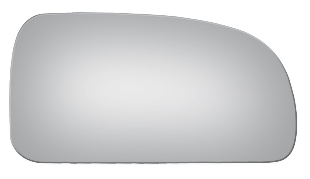 Mirrex 80140H Passenger Right Side Replacement Fitting 2002 2003 2004 2005 2006 2007 2008 2009 GMC Envoy Isuzu Ascender Heated Mirror Glass