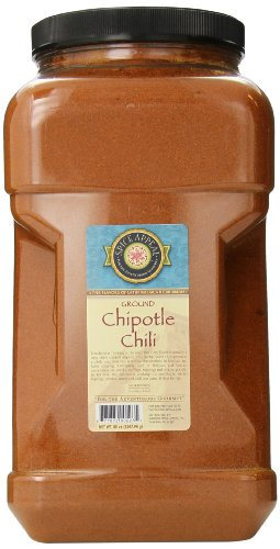 Spice Appeal Chipotle Chili Ground, 5 lbs by Spice Appeal