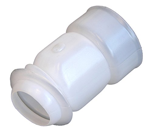 73 Firewall (1964-74 Power Brake Delco Booster White Plastic Rear Dust Boot Seal Firewall OEM (E-4-6))