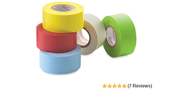 """Mavalus Tape 3//4/"""" Wide x 1/"""" Core 4 Pack 9 yards long"""