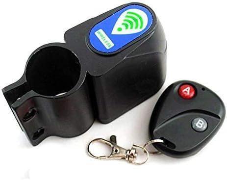 FOONEE candado de Alarma para Bicicleta, inalámbrico, eléctrico ...
