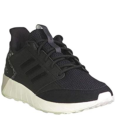 adidas Women's Questarstrike X Running Shoes Core Black/Core Black/Carbon 7.5