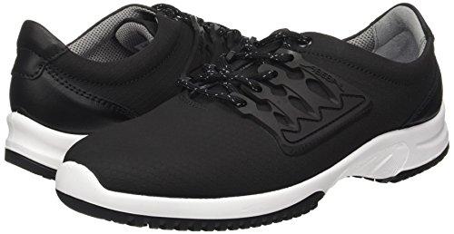 Abeba 6761-41 Uni6 Chaussures bas Taille 41 Noir