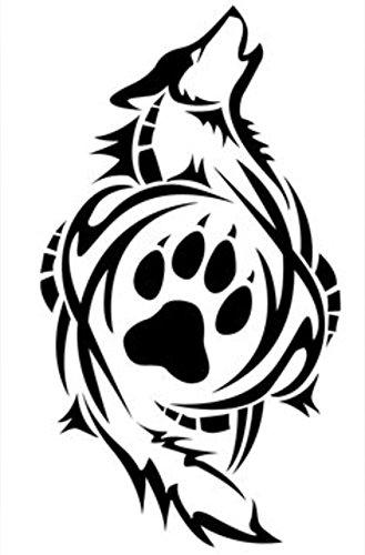 paw print wax seal - 6