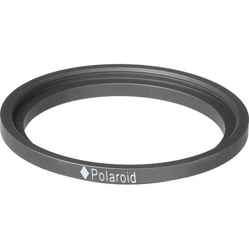 Polaroid Step-Up Aluminum Adapter Ring 49mm Lens To 58mm Filter Size PLSUR4958