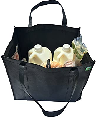 GoGreenBags Recyclable Grocery Bags | Shopping Bag Combo | Bag Bundle