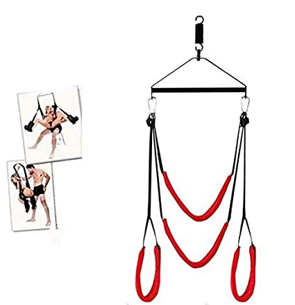 300 LB Weight Limit Balanu Heavy Duty Swing Seat Playground Swing Set with 59 Metal Chain