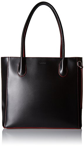 Lodis Audrey Rfid Cecily Satchel, Black by Lodis
