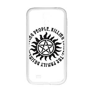 JIANADA supernatural tattoo Phone Case for Samsung Galaxy S4 Case