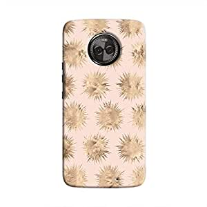 Cover It Up - Sand Star Pink Moto X4 Hard Case