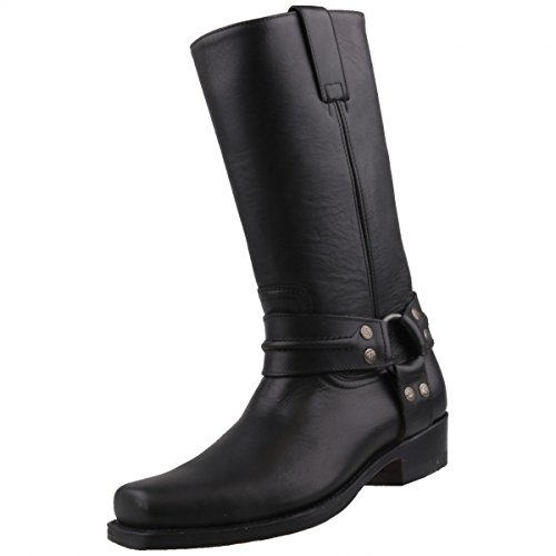 nero nero Nero Sendra Sendra Nero uomo Boots Stivali Nero wqAfAIcX4