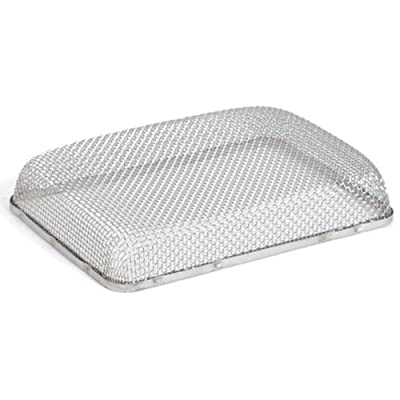Camco Flying Insect Screen- Protects the Water Heater Vents from Flying Insect Nests, Stainless Steel Mesh, WH 500 -(42145): Automotive