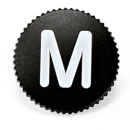 Leica Soft Release Button - ''M'' 8mm - 14018