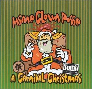 Insane Clown Posse Carnival Christmas Ep Amazon Com Music