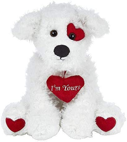 Bearington Smootchie Poochie Valentines Stuffed product image