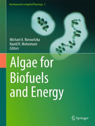 Algae for Biofuels and Energy (Developments in Applied Phycology)