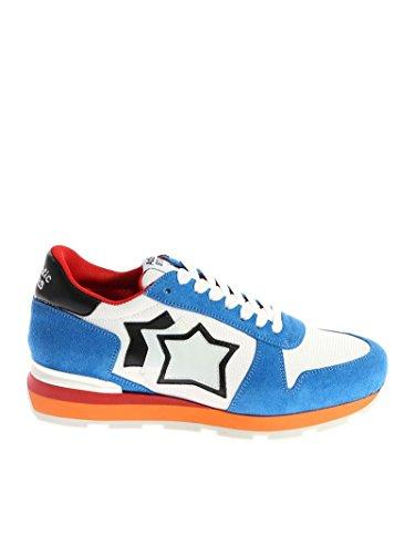 Atlantic Stars Zapatillas Para Hombre Azul Azul Claro It - Marke Größe