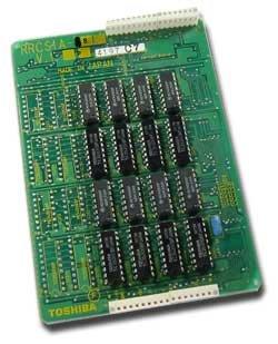 Toshiba RRCS1A 4 Circuit DTMF Receiver Card