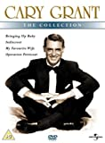 Cary Grant - Bringing Up Baby / My Favourite Wife / Indiscreet / Operation Petticoat [DVD]