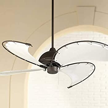 52 Quot Cool Vista Coastal Outdoor Ceiling Fan Oil Rubbed