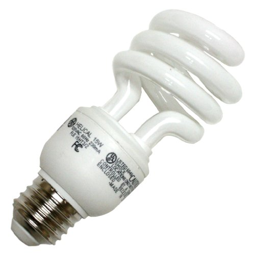 GE 25183 Compact Fluorescent Warranty