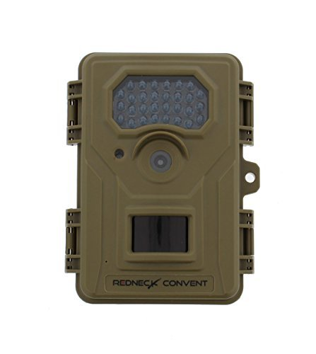 売り切れ必至! Redneck Convent Vision - Waterproof Trail Camera Convent with Night - Vision No Glow Hunting Camera 12MP 1080p [並行輸入品] B07F61JPWG, 京都みさやま:c4b29758 --- martinemoeykens-com.access.secure-ssl-servers.info