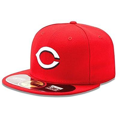 New Era Men's Authentic Collection 59Fifty - Cincinnati Reds