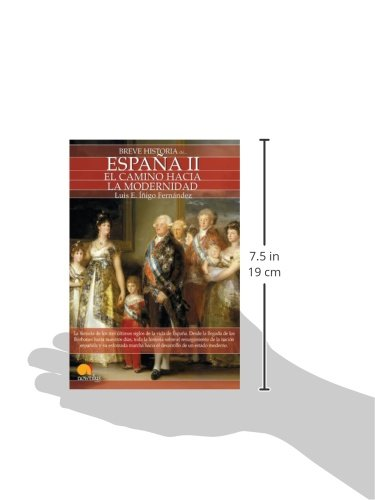Breve Historia de España II (Spanish Edition): Luis E. Inigo Fernandez: 9788497639231: Amazon.com: Books