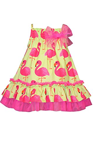 Bonnie Baby Flamingo Sundress 0m 24m product image