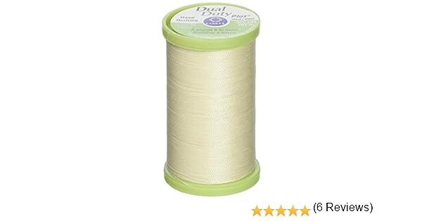 Coats Thread & Zippers Hilo para Abrigos y Cremalleras de Doble ...
