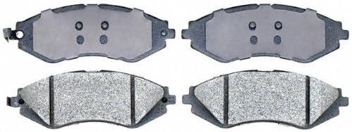 Raybestos SGD1035C Service Grade Ceramic Disc Brake Pad Set