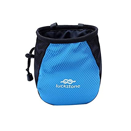 Pouch Bag With Drawstring Adjustable Waterproof Powder Storage Brand new