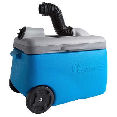 Portable Air Conditioner & Cooler 110V Chill Color: Blue