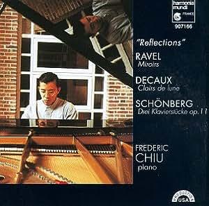 Frederic Chiu: Reflections